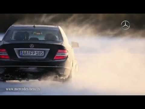 Rear Wheel and 4MATIC Winter Driving -- Mercedes-Benz