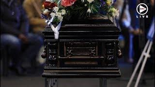An emotional farewell for Luyanda Tshabalala