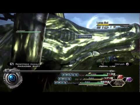 Final Fantasy XIII-2 - Long Gui(Without Sentinel)
