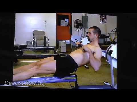Why you should pay attention to technique on the rowing machine/ergo