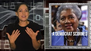Reminder: Donna Brazile burning down the Democratic party to sell books
