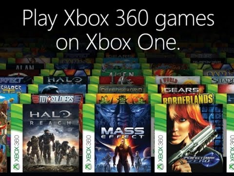 Xbox One Backward Compatibility - How to Download Backward Compatible Xbox 360 Games on the Xbox One