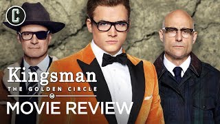 "Kingsman 2 Review: Does ""The Golden Circle"" Live Up to the Original? (No Spoilers)"