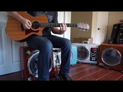 Suitcase Kick Drum Test Drive