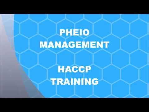 HACCP Training by PHEIO Management Sdn Bhd