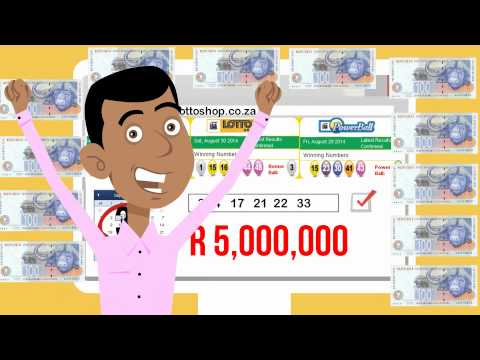 Check your South African Lotto and Powerball Ticket Online For Free.