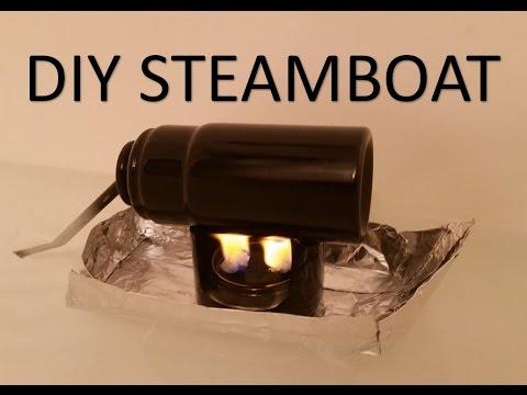 Homemade Micro Steamboat