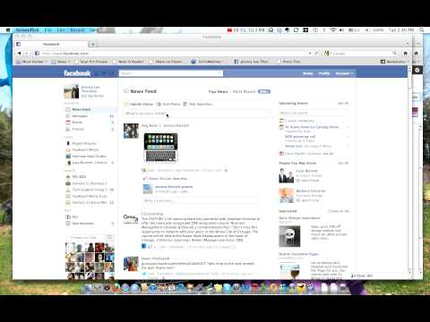 Facebook Sharing User Interface Update- How to post links