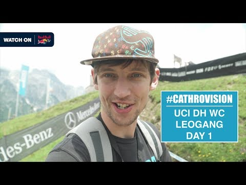 #CATHROVISION // 2018 Leogang World Cup Day 1 - TRACK WALK