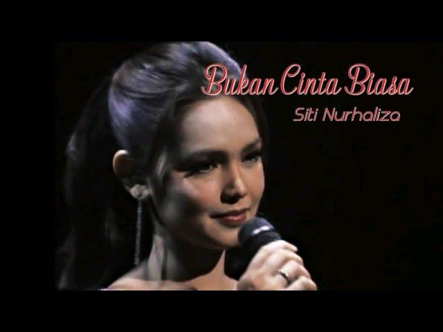 Download Dato' Sri Siti Nurhaliza - Bukan Cinta Biasa | J-ASEAN  POP, JAPAN 2003 MP3 Gratis