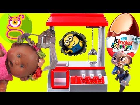 Martina y Luci sacan Huevos Sorpresa con La Garra - Capítulo #52 - Vídeos de bebés