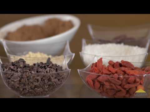 Vegan Power Cacao Smoothie