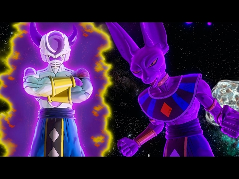 GOD OF DESTRUCTION RAGE! The Invincible Beerus Raid | Dragon Ball Xenoverse 2