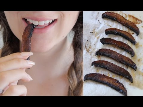 How to Make Vegan BACON! -  Delicious, healthier, cruelty-free :D