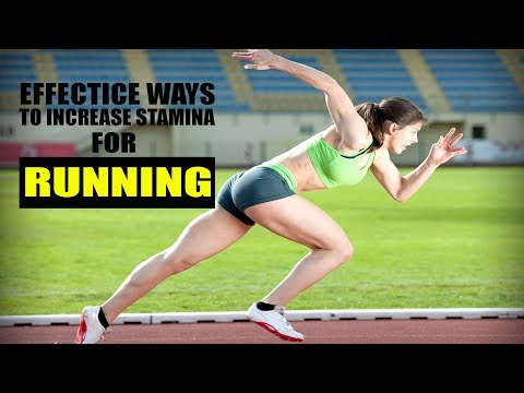 Effective ways to increase stamina & speed for running in hindi