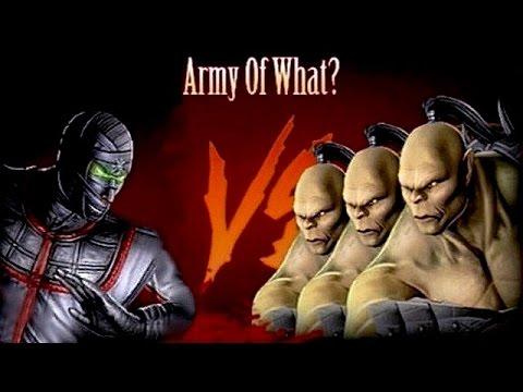 Ermac VS 3x Goro! MK9 Challenge Tower 275. Mortal Kombat 9 2014!