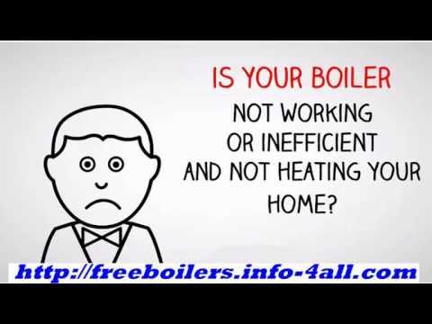 Free Boiler Grants Chester