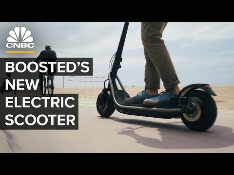 INFENTO Modular Ride-On Kits - Build Your Own Scooters and
