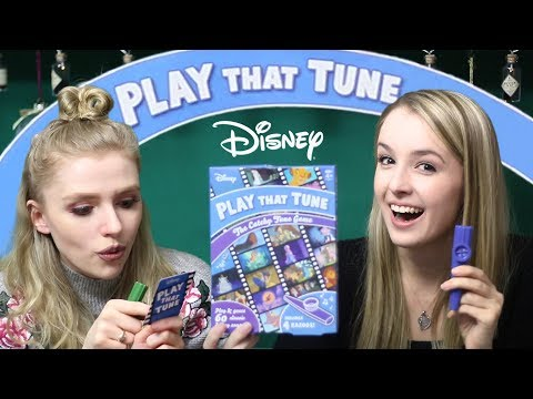 PLAY THAT DISNEY TUNE ♫ ft. Becka