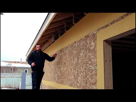 How I Gained R-10 Insulation Value with EIFS Stucco