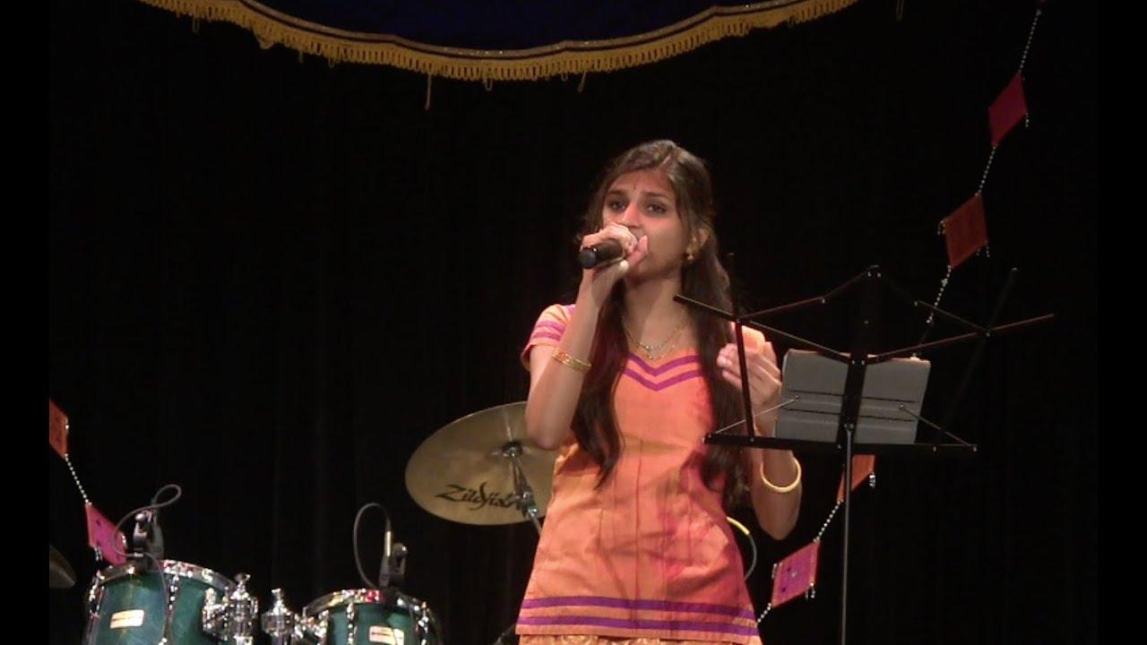 Minsara Poove- Akhila Mamandur