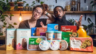 We Tried Every New Vegan Products at Target We Could Find | 2021 Vegan Target Taste Test