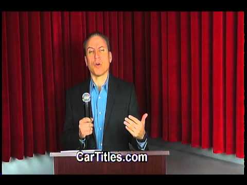 5 Things to avoid when transferring or receiving a car title | AFX