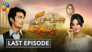 Choti Si Zindagi Last Episode HUM TV Drama