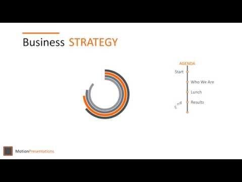 Agenda Example - Motion Presentation