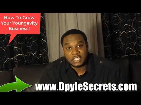 Youngevity Success Tips- How To Sell Youngevity Products Fast Online