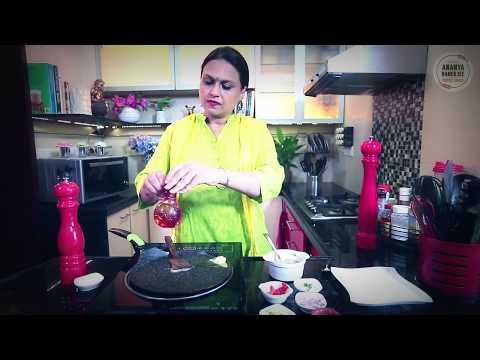 How to Make Perfect Masala Omlet - Ananya's Perfect Series