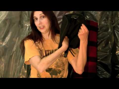 Duluth Pack Kit Bag - Travel Cosmetics Canvas Bag