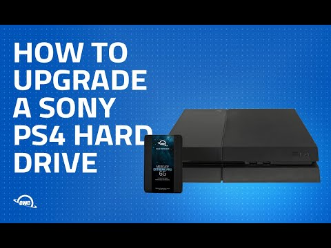 How to Upgrade a Sony PS4 Hard Drive (Updated)