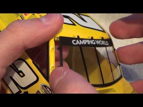 HowTo: Building a Custom NASCAR Diecast