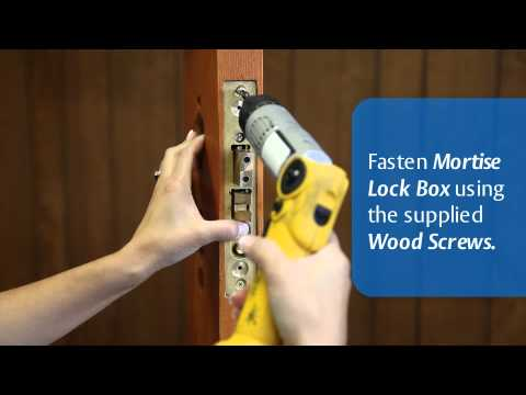 Mortise - How to Install