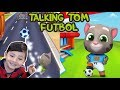 Talking Tom Futbolista | Talking Tom Gold Run WORLD CUP 2018 | Juegos Android para niños