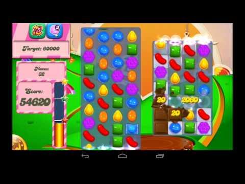Candy Crush Saga Level 70 Walkthrough