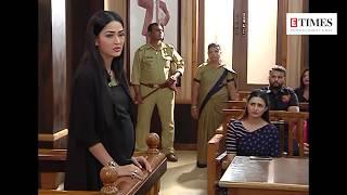 Vidisha Srivastava talks about a scene on Yeh Hai Mohabattein