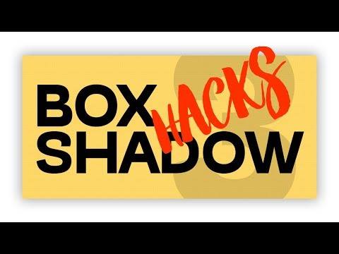3 Fun Box Shadow Hacks