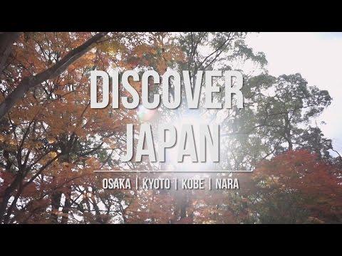 JAPAN TRIP OVERVIEW: Osaka | Kyoto | Kobe | Nara