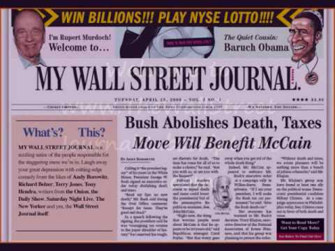 Wall Street Journal History