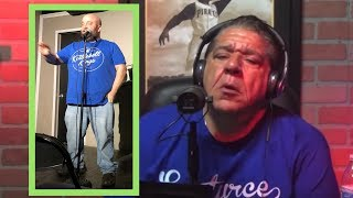 Lee on Leaving the Podcast to Pursue Comedy | Joey Diaz