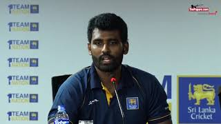 Captaincy means now I have a permanent place - Thisara Perera