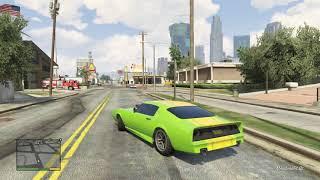 Grand Theft Auto V (Xbox 360) Free Roam Gameplay #1 [HD]