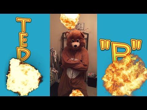 Teddy B Thrustical Splosions