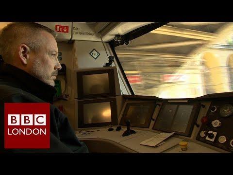 Self-driving trains – BBC London News
