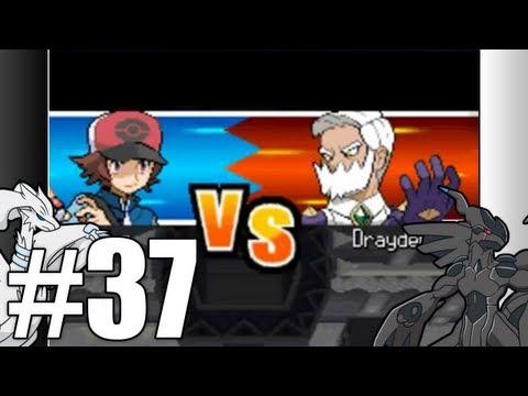 Pokemon Black & White Walkthrough - Episode 37: The Opelucid Gym For The Last Badge! 'HD'