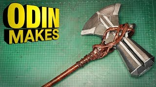 Odin Makes: Thor's Stormbreaker from Avengers: Infinity War