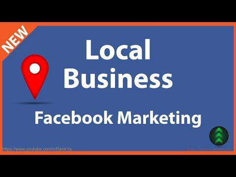 Facebook Marketing Tips for Your Local Business
