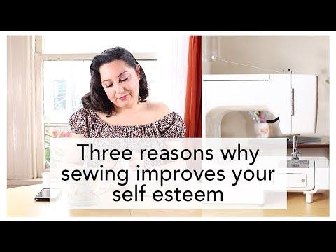 3 Ways Sewing Improves your Self Esteem   Vintage on Tap